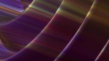 Abstract gradient pink background with ripplee video