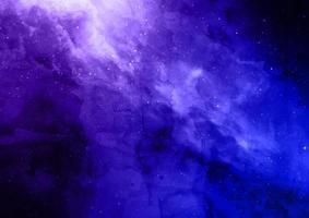 watercolour space galaxy background 2107 vector