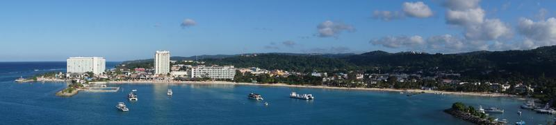 From the perspective of Cruise Terminal Ocho Rios - Jamaica photo