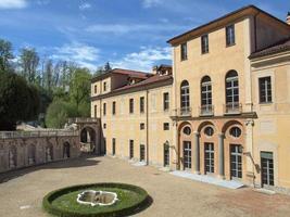 The Villa della Regina in Turin Italy photo
