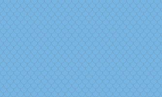 blue Fish Scales background free vector