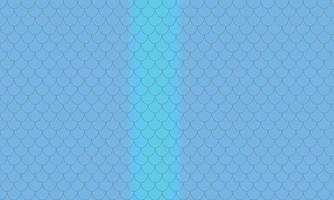 fondo de escamas de pescado azul vector gratis