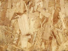 Fondo de textura de madera compuesta marrón foto