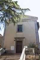 Sacred Heart Church in Todi photo