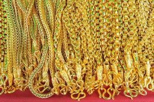 Wonderful golden accesories photo