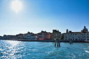 Venice, Italy 2019- View from the boat photo