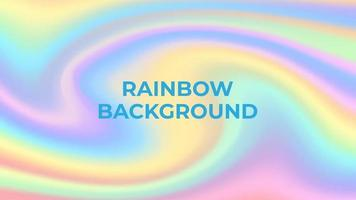 Abstract rainbow colorful background vector