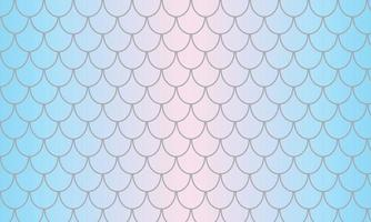 fish scales blue and pink texture background vector