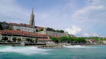 Bern City in Switzerland video