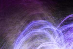 Abstract Long Exposure photo
