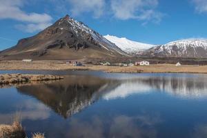 Snaefellsnes, Peninsula, Iceland photo