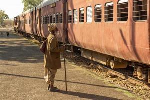 Rajasthan Railway Scenery photo