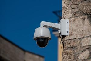 cámaras para videovigilancia en vivo foto