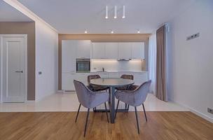 espacio de cocina 3d foto