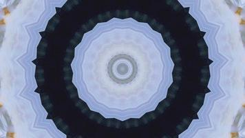 bague forêt noire avec fond de kaléidoscope bleu bébé video