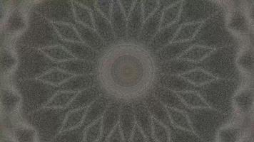 Sandy Stone Grey Kaleidoscopic Element video