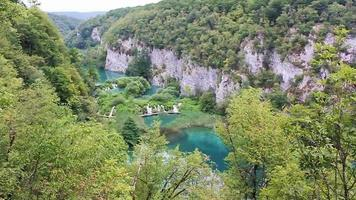 parc national des lacs de plitvice croatie meilleures destinations paysages. video