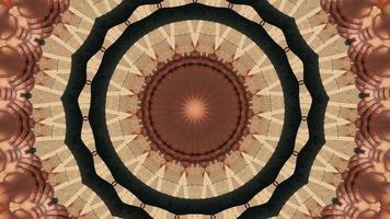 beige - rose avec élément kaléidoscopique anneau noir video