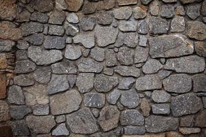 Fondo en forma de ladrillos decorativos. foto