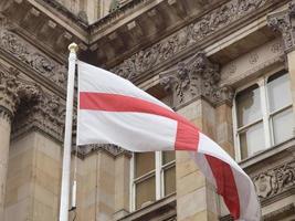 bandera de englad foto