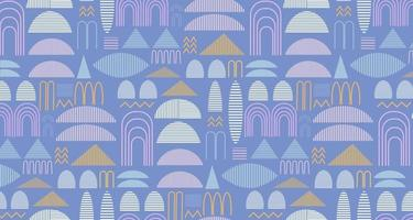 Line graphic pattern background vector