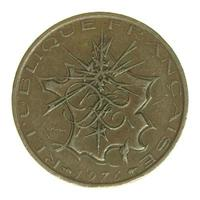 Moneda de 10 francos, Francia foto