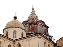Turin Cathedral dome photo