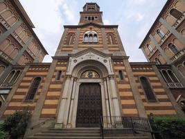 San Giovanni Evangelista church in Turin photo