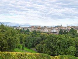 View of Edinburgh photo