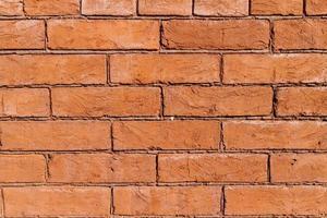 Fondo de textura de pared de ladrillo antiguo. foto