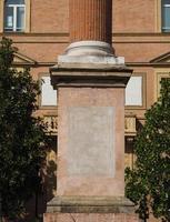 Columna de San Domenico en Bolonia foto