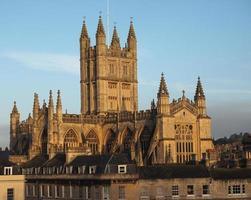 Bath Abbey in Bath photo