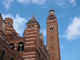 Catedral de Westminster en Londres foto
