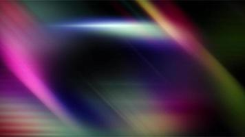 Seamless loop wave of rainbow swirl tunnel network surface background video