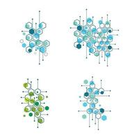 Abstract medical  background vector