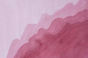 vista superior de papel de pintura de acuarela foto