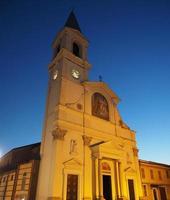 San pietro in vincoli iglesia de san pedro encadenado en settimo torin foto