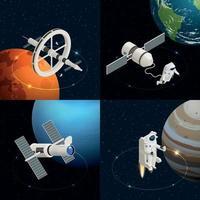 Astronomy Design Concept vector