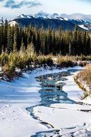 Deer Creek Provincial Recreation Area, Alberta, Canada photo