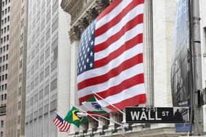 New York Stock Exchange building photo