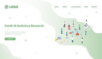 corona virus covid-19 antivirus vaccine research development vector