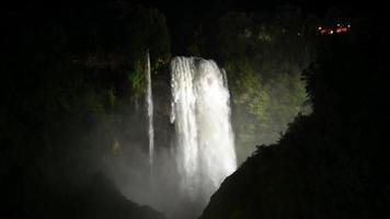 Marmore Falls in Italy video
