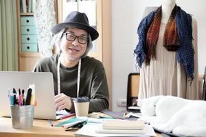 Asian Fashion Designer photo
