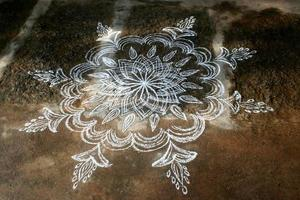 presentación artística de rangloli foto