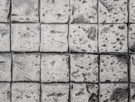 Surface texture of outdoor heavy tiles flooring photo