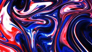 Vivid and Colorful Ink Explosion video