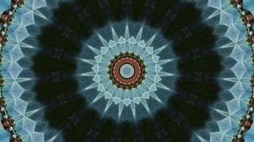 Hypnotic spiral background loop video