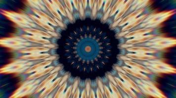 bucle de fondo espiral hipnótico video