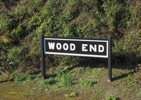 Wood End station in Tanworth in Arden photo