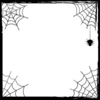 Banner for the holiday. Happy Halloween party. Trick or treat vector